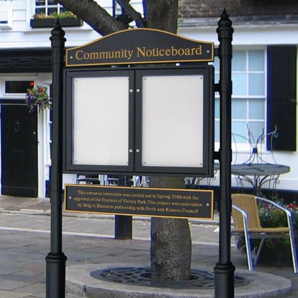Church Noticeboards Amp Parish Notice Boards Noticeboards